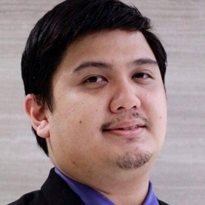 Gerald Calvin Legaspi
