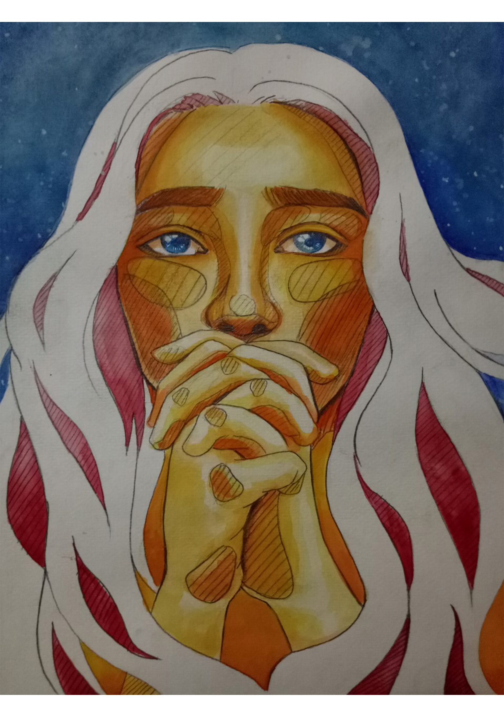 Art by Queenie Madrigal